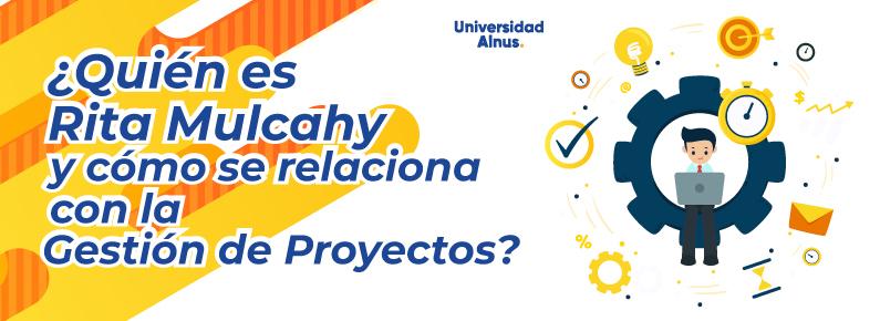 Universidad Alnus - ¿Quién es Rita Mulcahy? - portada