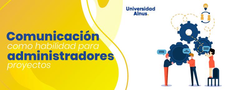 Universidad Alnus - administradores proyectos - titulo