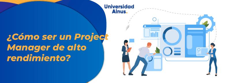 Universidad Alnus - Project Manager de alto rendimiento - titulo