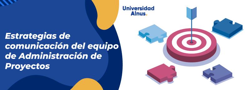 Universidad alnus - Estrategias de comunicación - titulo