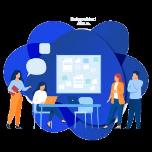 Universidad Alnus - ¿Cómo hacer trabajo más rápido como Project Manager? - persona trabajando