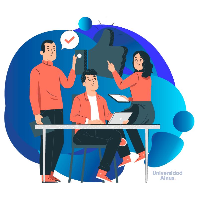 Universidad Alnus - ¿Cómo construir un equipo de proyecto de alto rendimiento? - personas